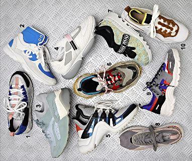Les Baskets Grosses Baskets Dad Dad Shoes Les Dad Shoes Grosses Les Baskets Grosses 8nO0kwPX